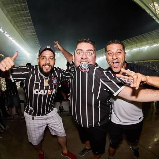 Corinthians X Cruzeiro - Copa do Brasil on Fotop