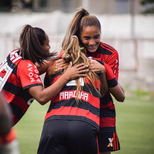 Portuguesa x Flamengo - Carioca Feminino on Fotop