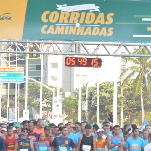Circuito Sesc de Corridas e Caminhadas 2018 no Fotop
