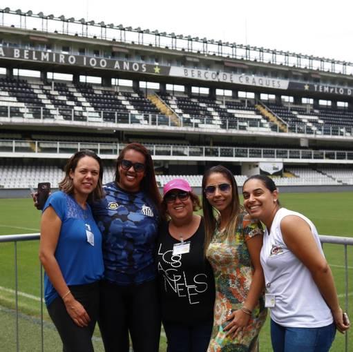Tour Vila Belmiro - 01 de Novembro on Fotop