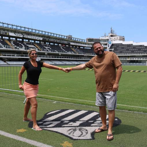 Tour Vila Belmiro - 10 de Novembro  on Fotop