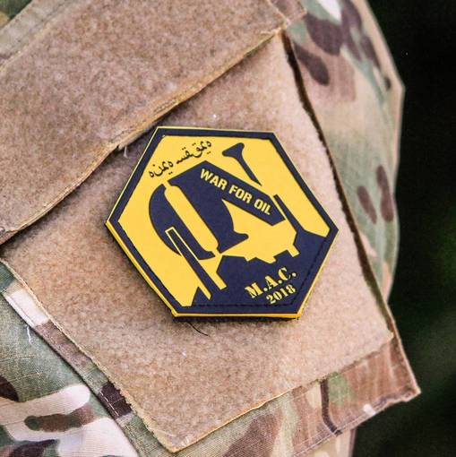 Op. Ouro Negro - Airsoft no Fotop