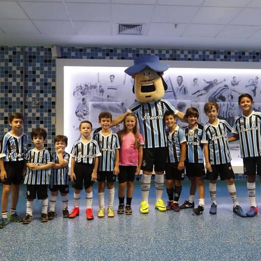 Grêmio x São Luiz on Fotop
