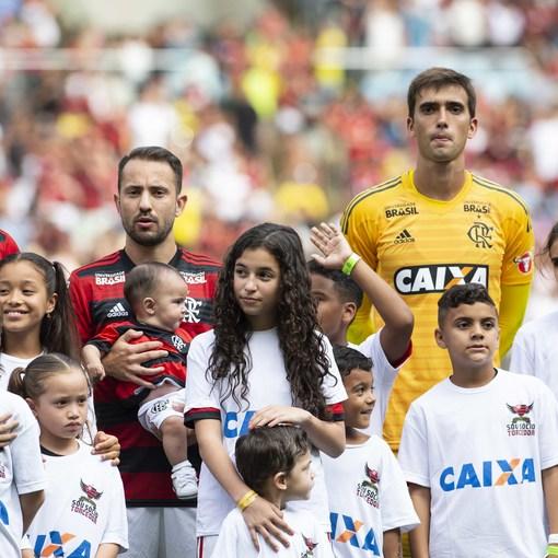 Flamengo x Santos - Maracanã - 15/11/2018 on Fotop