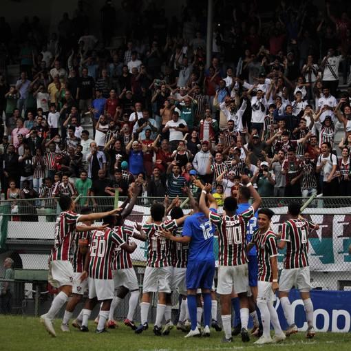 Fluminense x Palmeiras - Semifinal da Copa do Brasil Sub-17 on Fotop