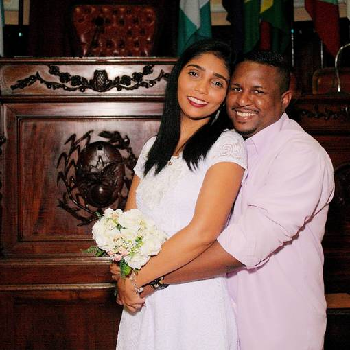 Casamento civil Paulina & Carlos on Fotop