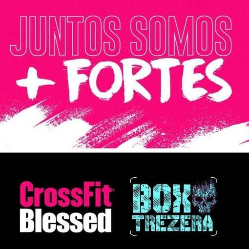 Juntos Somos + Fortes: Crossfit Blessed + Box Trezera on Fotop