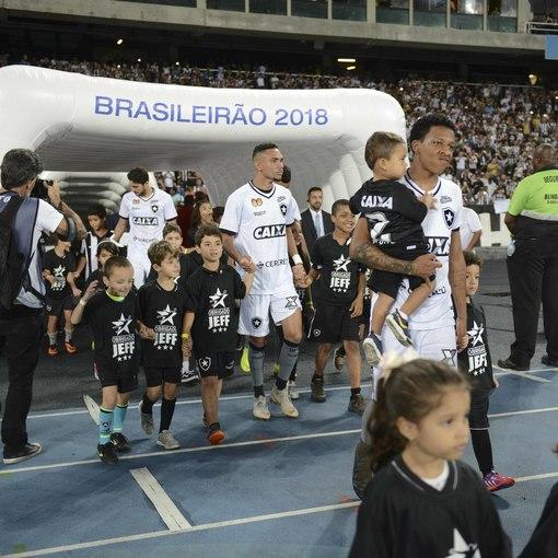 Botafogo x Paraná - Estádio Nilton Santos  - 26/11/2018 on Fotop