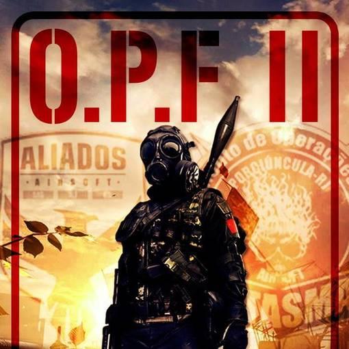 Op. Protocolo Fantasma II - Airsoft no Fotop
