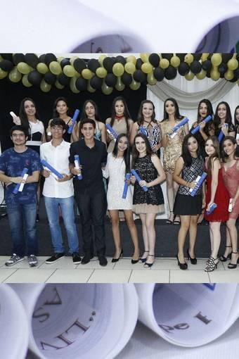 Formatura 9º ano Colégio Diamante no Fotop