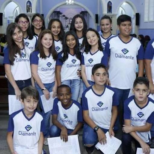 Celebração Ecumênica de Formatura Colégio Diamante 2018 no Fotop