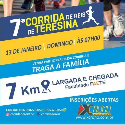 7ª CORRIDA DE REIS DE TERESINA on Fotop