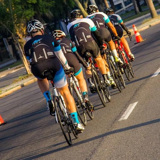 Treino Ciclismo - Aterro do Flamengo  no Fotop