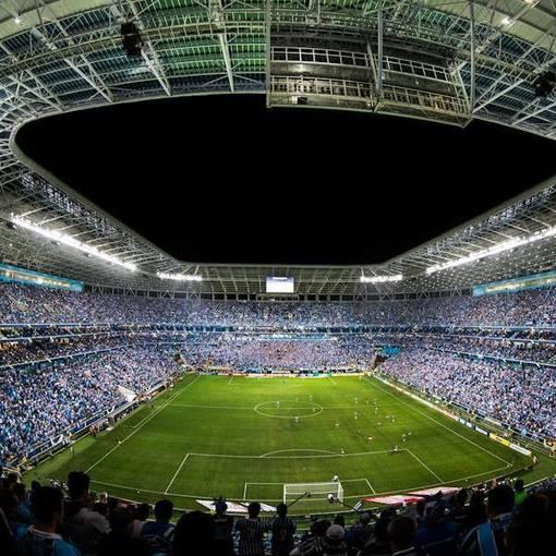 Jogue na Arena do Grêmio 2018 - DOMINGO on Fotop