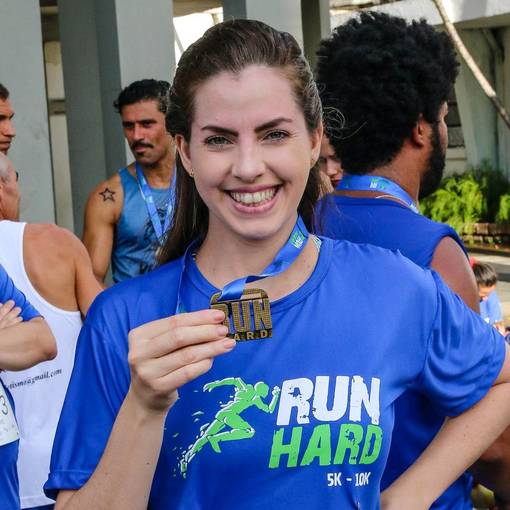 1º Run Hard 5k -10k on Fotop
