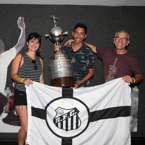 Tour Vila Belmiro - 15 de Dezembro  no Fotop