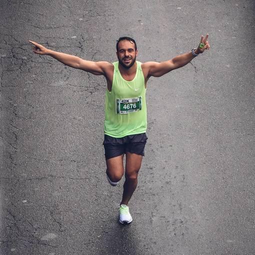 25ª Maratona Internacional de São PauloEn Fotos