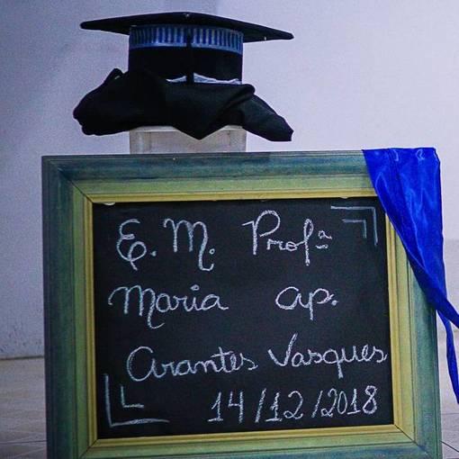 Formatura Maria aparecida Arantes Vasques on Fotop
