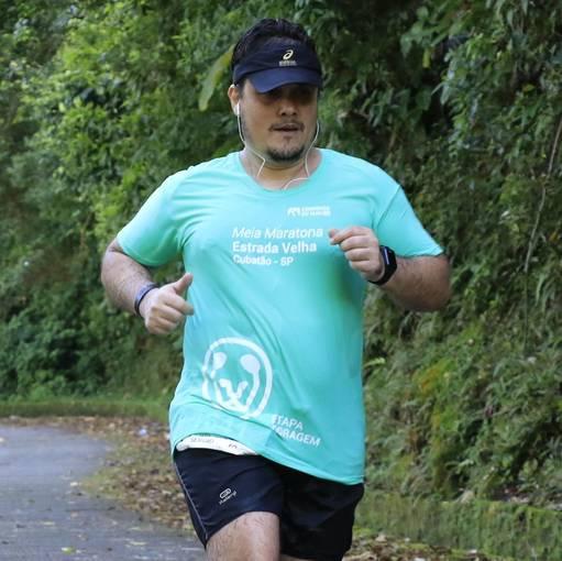 Meia Maratona Estrada Velha de Santos - Circuito Caminhos do Mar 2019 no Fotop