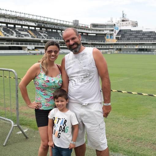 Tour Vila Belmiro - 04 de Janeiro  no Fotop