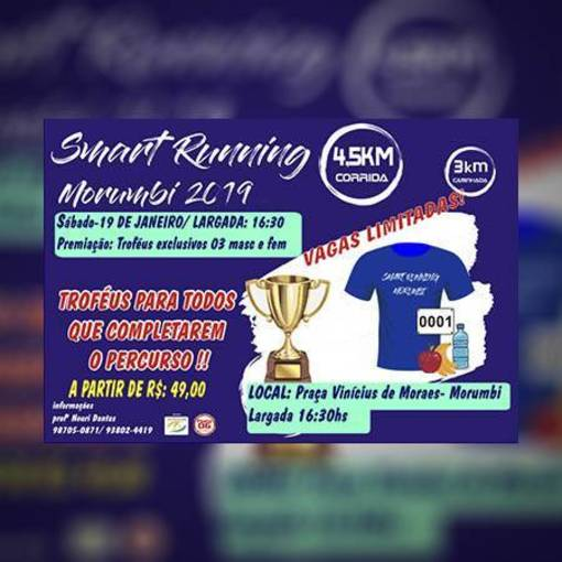 1ª Smart Running Morumbi 2019 on Fotop