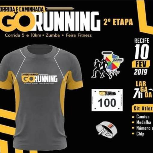 Go Running Etapa RecifeEn Fotos