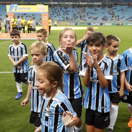 Grêmio x São JoséEn Fotos