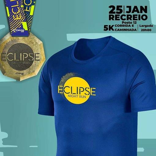 Eclipse Night Run no Fotop