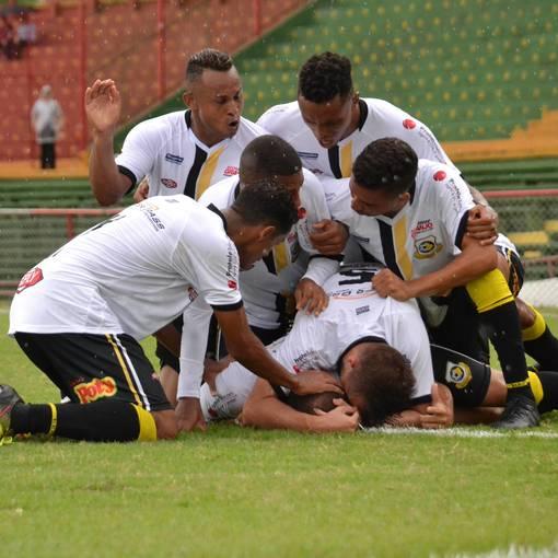 Portuguesa 1x1 São Bernardo - Campeonato Paulista Série A2 2019 on Fotop