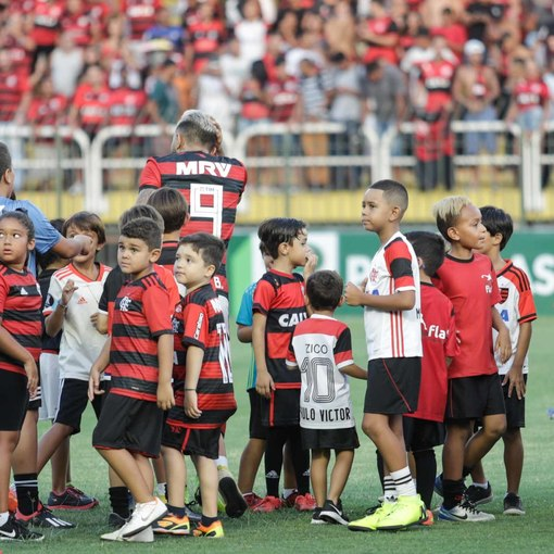 Resende x Flamengo - 23/01/2019 on Fotop