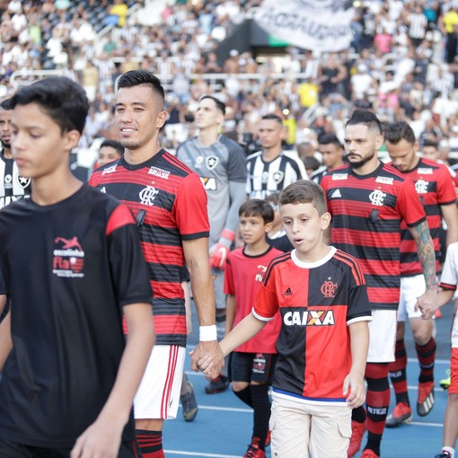 Botafogo x Flamengo - Nilton Santos - 26/01/2019 on Fotop