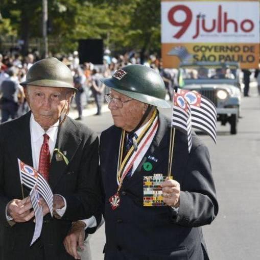 Desfile cívico 9 de Julho on Fotop