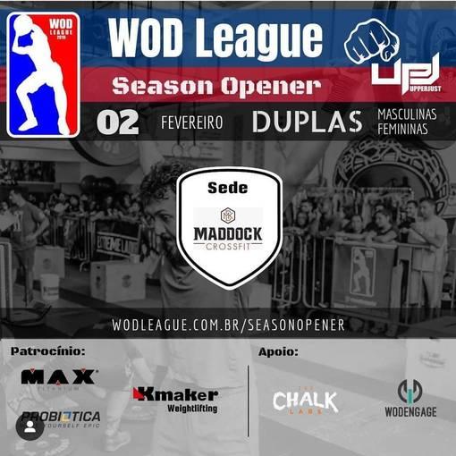 WodLeague Season Opener Edition - Crossfit Maddocksur Fotop