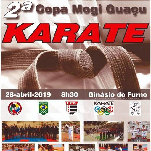 2ª COPA MOGI GUAÇU DE KARATE on Fotop