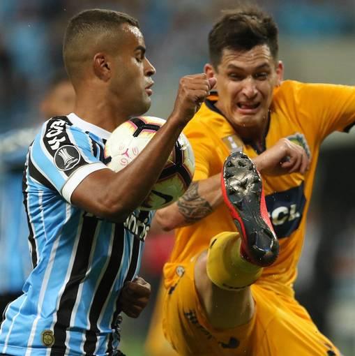 Grêmio x RosárioEn Fotos