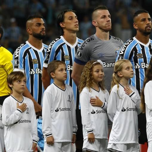 Grêmio x LibertadEn Fotos