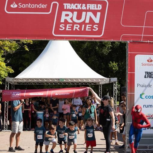 Corrida Kids SANTANDER TRACK&FIELD RUN SERIES on Fotop