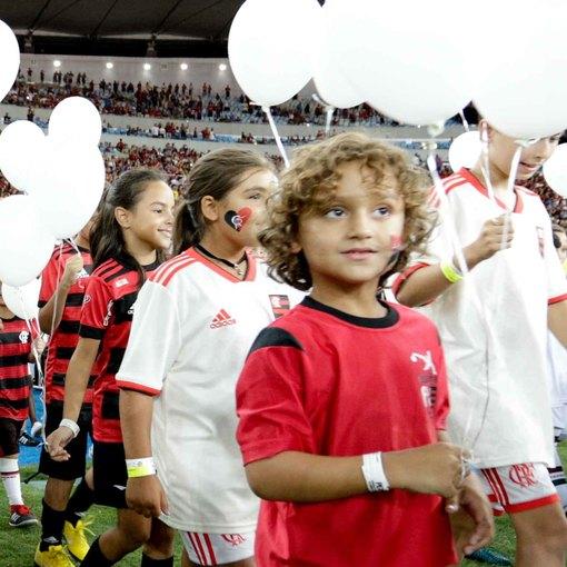 Flamengo x Fluminense - Maracanã - 14/02/2019 on Fotop