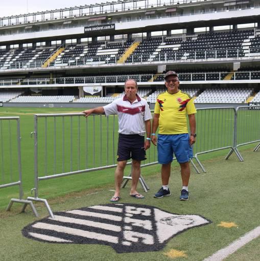 Tour Vila Belmiro - 15 de Fevereiro    on Fotop