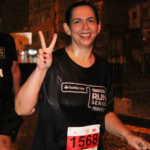 SANTANDER TRACK&FIELD RUN SERIES Pompeia Night no Fotop