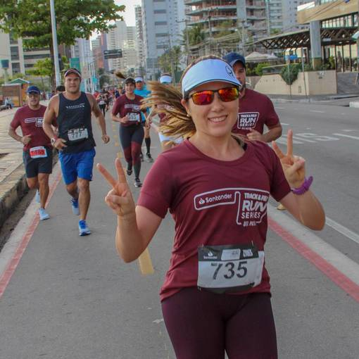 SANTANDER TRACK&FIELD RUN SERIES Shopping Del Paseo on Fotop