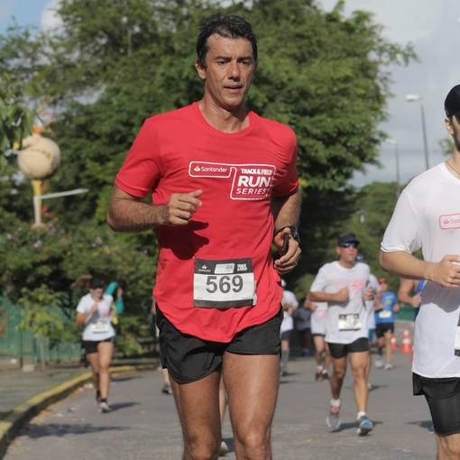 SANTANDER TRACK&FIELD RUN SERIES Shopping Recife no Fotop