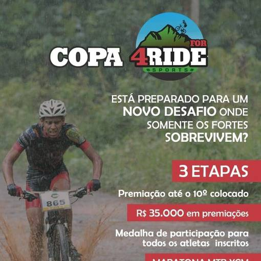 COPA 4 FOR RIDE SPORTSsur Fotop