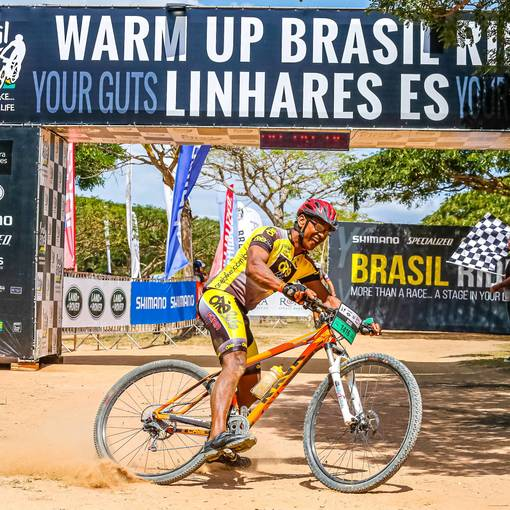 Brasil Ride Warm Up - Linhares no Fotop