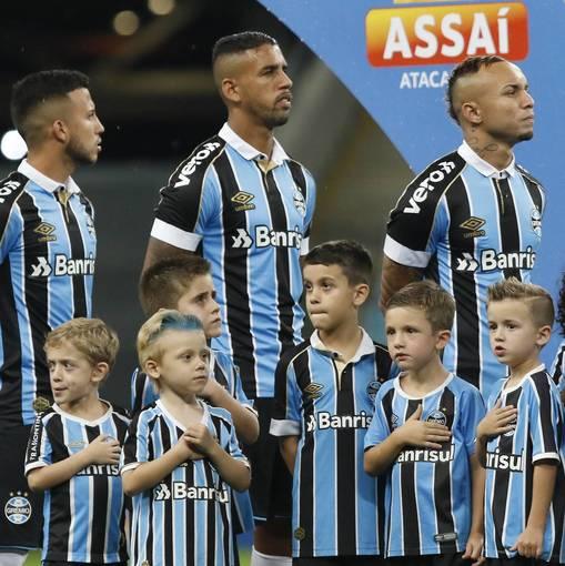 Grêmio x FluminenseEn Fotos