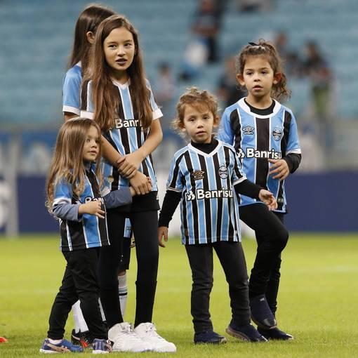 Grêmio x AtléticoEn Fotos