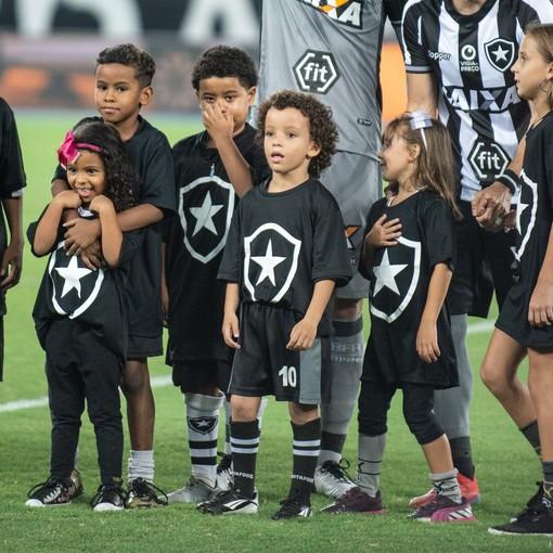 Botafogo x Cuiabá - Nilton Santos - 27/02/2019 on Fotop