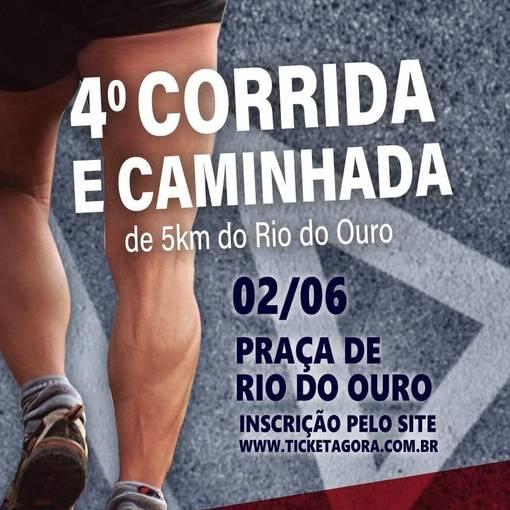 4° Edição da Corrida & Caminhada - Rio do Ouro on Fotop