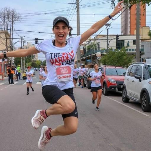 The Hardest Run - A maior corrida de Rua de Curitiba no Fotop