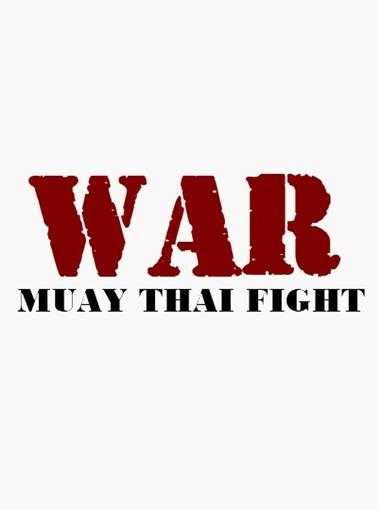 WAR Muay Thai Fight on Fotop